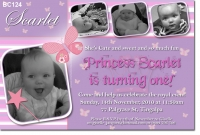 BC124 - Themed Birthday Girl - Princess