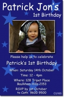 CU165 - Birthday Boy - Patrick