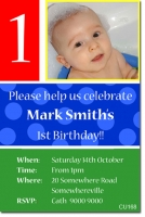 CU168 - Birthday Boy - Mark