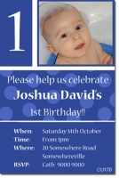 CU170 - Birthday Boy - Joshua