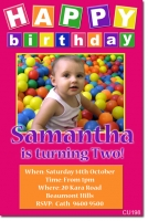 CU198 - Birthday Girl - Samantha