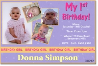 CU212 - Birthday Girl - Donna