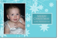 CU662 - Christmas Card Blue