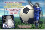 CU890 - Chelsea Football Club Invitation