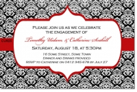 CU925 - Engagement Invitation No photo