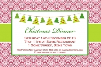 CU984 - Christmas Dinner Invite