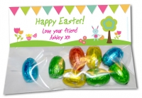 LB0001 - Easter Bunny and Chic Gift Bag