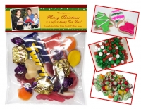 LB415 - Christmas Folded Lolly Bag Header