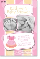 CU434 - Baby Shower - Ultrasound (Pink)