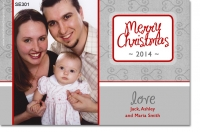 SE301 - Christmas Card - Green