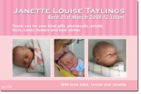 SE176 - New Baby - Janette