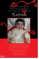 SE207 - Christening Girl - Katrina