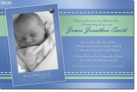 SE238 - Christening Boy - James