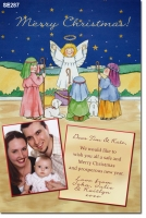 SE287 - Merry Christmas - Angel