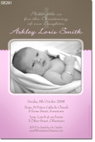 SE291 - Christening Girl - Ashley