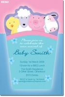 SE343 - Baby Shower Animals