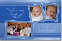 SE353 - Christening Thank You