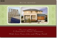 SE395 - New Home Moving Card
